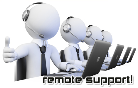 Remote Desktop Conection Support